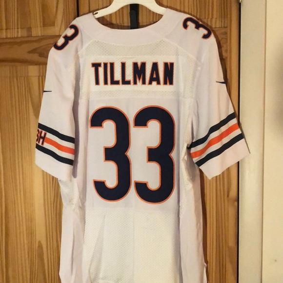 "wholesale dealer 72025 f2612 💥Chicago Bears Charles ""peanut"" Tillman jersey💥"